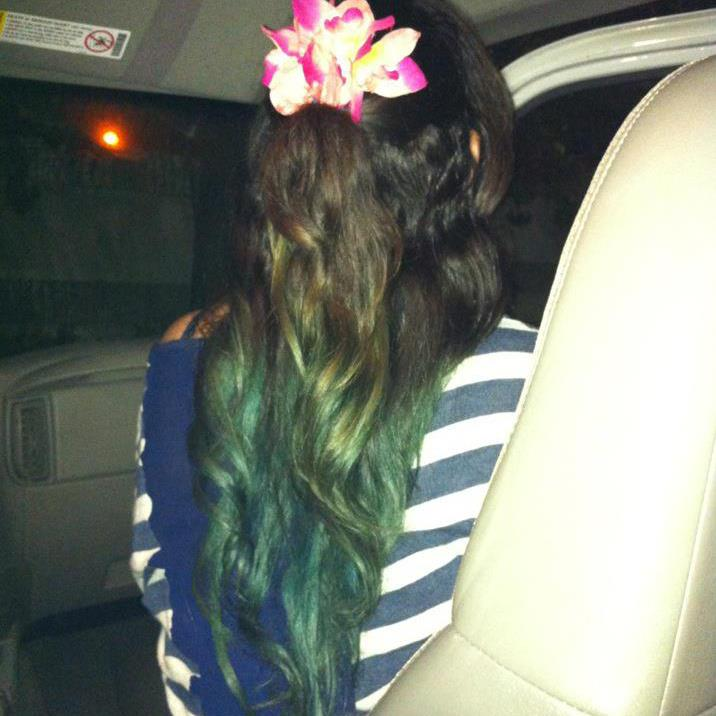Share your mermaid hair pics page 2 for Pool show 5168