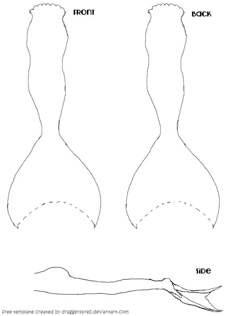 Free Tail Template