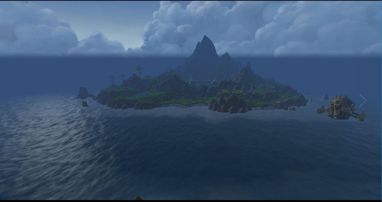 Mako Island Inspiration