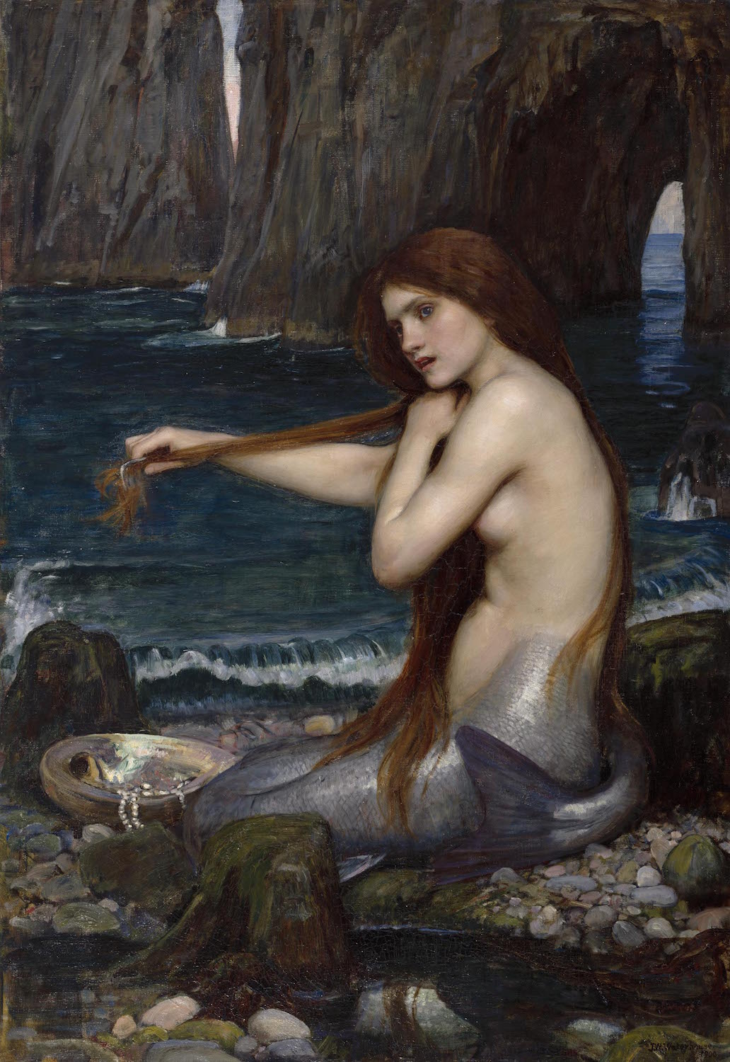 Name:  John_William_Waterhouse_-_Mermaid.JPG