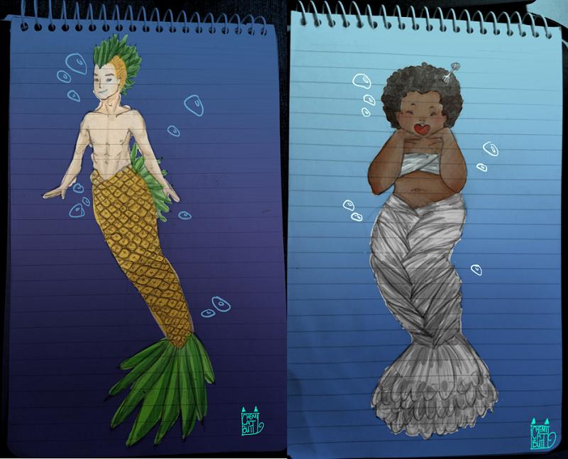 Name:  pineapple merman + plastic bag mermaid.png Views: 437 Size:  800.3 KB