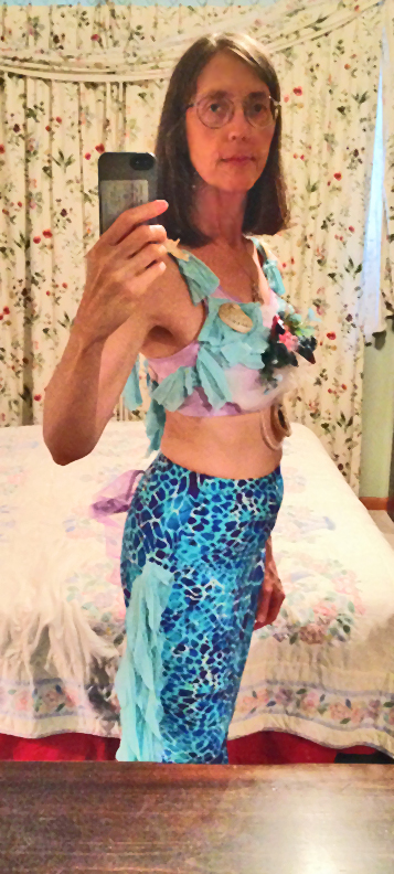 Name:  Mermaid Galene selfie 6.jpg